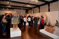 Culmina exposición ARTE/SANO entre ARTISTAS 3.0 en Capilla del arte UDLAP