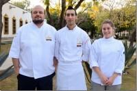 Academia Bocuse d'Or Argentina distingue laboratorios culinarios de la UDLAP