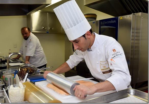 Academia bocuse d or argentina distingue laboratorios for Tecnicas gastronomicas pdf