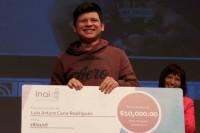 Alumno UDLAP galardonado por INAI