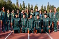 Aztecas quieren ser los mejores del país en atletismo