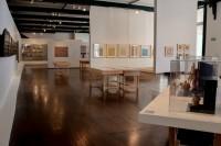 Se inaugura exposición Vicente Rojo: Escrito/Pintado en Capilla del Arte UDLAP