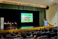 Luis Astorga visita la UDLAP