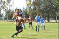Aztecas inundan de goles a Veracruz
