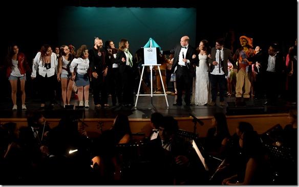 100 representaciones de Teatro Musical UDLAP
