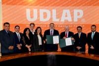 UDLAP y DIF Nacional signan convenio de colaboración