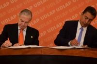 UDLAP y el Instituto Nacional de Salud Pública, signan convenio de colaboración