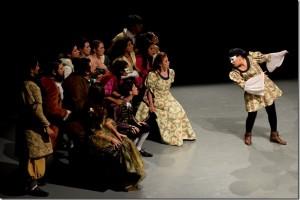 """""""El Retablo de las Maravillas""""- Teatro UDLAP"""