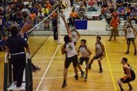 Aztecas voleibol está a un paso de ser campeón varonil