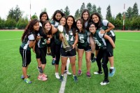 Aztecas son subcampeonas de Flag Football Puebla