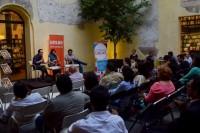 Se acabó el centenario: lecturas críticas en torno a Octavio Paz, se presenta en Profética, Casa de lectura