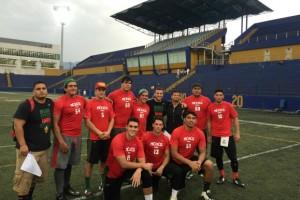 Aztecas UDLAP unidos por un México Campeón