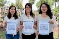 Estudiantes UDLAP reconocidas por la AMIDIQ