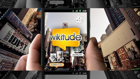 Wikitude-iPhone-App