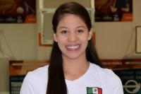Azteca de voleibol, mejor anotadora para México en el Grand Prix