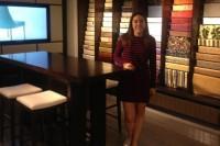 Estudiante UDLAP realiza prácticas en importante estudio de diseño de interiores