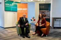 """Decano de la UDLAP participa en """"Vértice Internacional"""""""
