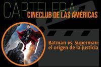 Duelo de superhéroes en el Cineclub de las Américas