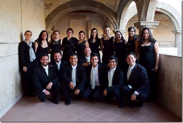 Coro de Cámara UDLAP festeja su XV aniversario en Festival América Cantat