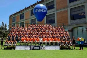 Aztecas se presenta para la temporada 2016 de futbol americano