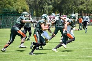 Aztecas UDLAP y Burros Blancos miden sus fuerzas previo a una nueva temporada