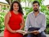 Jimena López y Ricardo Treviño, únicos estudiantes en presentar ponencia en el 5°Congreso Nacional de Ciencias Sociales