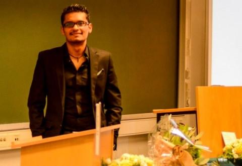 Egresado UDLAP participó en el Encuentro Mundial 2016 de la Economic Science Association