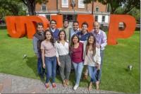 Doce estudiantes UDLAP beneficiados con la beca Trepcamp 2016