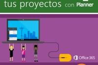Administra tus proyectos con Planner
