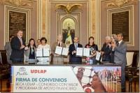 UDLAP y el H. Congreso del Estado de Puebla unen esfuerzos y voluntades a favor de la sociedad poblana
