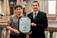 UDLAP recibió Distintivo Vanguardia, otorgado por la ANUIES y la Suprema Corte de Justicia de la Nación