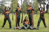 Aztecas UDLAP de taekwondo, Tetracampeones de la CONADEIP
