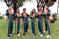 Cuatro son mejor que tres, Aztecas de taekwondo