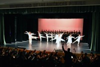Novena Sinfonía de Beethoven en los repertorios de Danza UDLAP