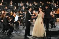 Leonardo Sánchez ofrece concierto con la Filarmónica 5 de mayo en el Auditorio de la Reforma