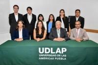 Capítulo 950 UDLAP reconocido internacionalmente con el Golden Award 2016