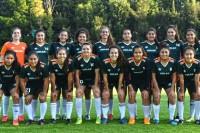 Ya son 2 goleadas de las Aztecas de soccer en la Copa Telmex