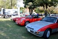 La UDLAP sede del evento más viejo de autos antiguos