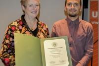 Se honra la memoria de académica UDLAP apoyando el talento de sus estudiantes