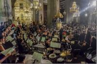 La Navidad UDLAP llegó a la Catedral de Puebla