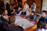 Estudiantes UDLAP realizan proyectos de equipamiento urbano para Chipilo