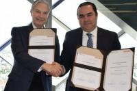 UDLAP y BBVA Bancomer firman convenio de vinculación para la atracción y desarrollo de Talento