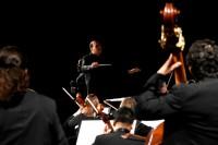 Fernando Lozano dirige en la UDLAP, el Cuarto Curso de Dirección Orquestal