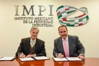 IMPI y UDLAP firman convenio de colaboración
