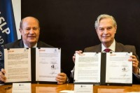 Establecen alianza nacional UDLAP y UASLP