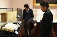 El avance de la cartografía mundial, se expone en la Biblioteca Franciscana