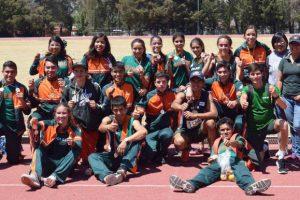 Más Aztecas clasificados a la Universiada Nacional