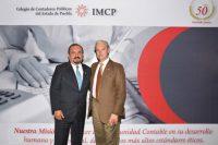 Signan convenio de colaboración UDLAP-IMCP