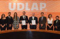 UDLAP y Un Tula Mejor A.C. firman convenio de colaboración