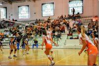 Aztecas UDLAP y sus primeros juegos del Final Four de voleibol